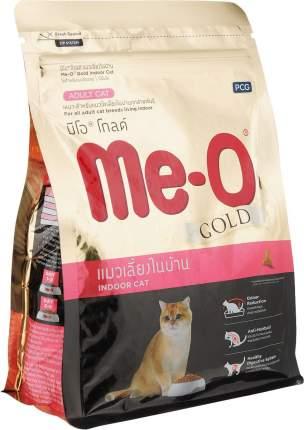 Сухой корм для кошек Me-O Gold Indoor, для домашних, 0,4 кг