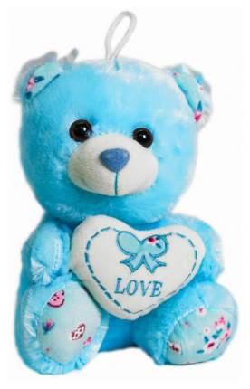 Мягкая игрушка Sima-Land Медведь с сердцем 4471232