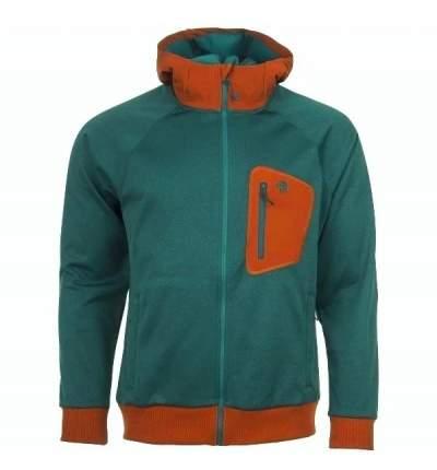 Куртка Mountain Hardwear Norse Peak Full Zip Hoody, dive, L INT