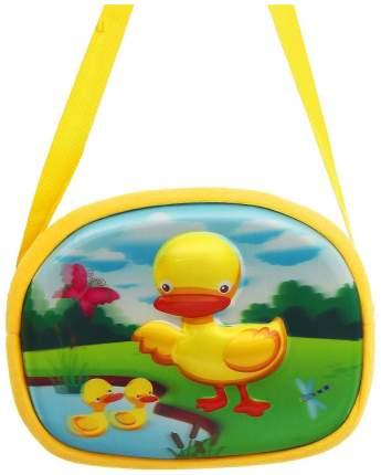 """Мягкая 3D-сумочка """"Уточки"""""""