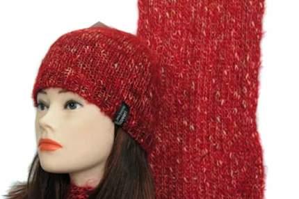 Шарф женский Enrico Coveri ART-1067 COL-0995 красный