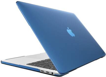 "Чехол для Macbook Pro 13"" i-Blason tmd A1706/A1708 matte navy blue"