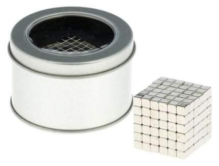 Антистресс магнит Неокуб 216 кубиков 0,4х0,4х0,4 см (серебро) Sima-Land