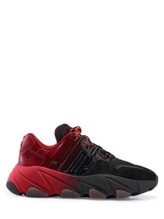 Кроссовки женские Ash 89195 черные 38 RU