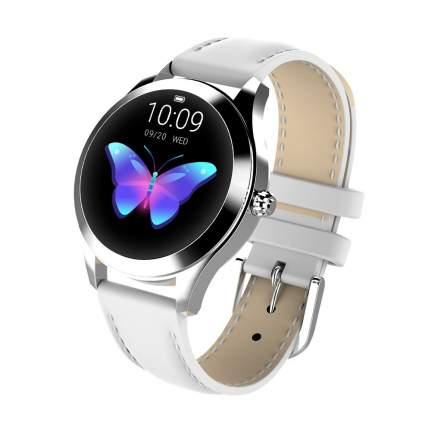 Смарт-часы Kingwear KW10 White