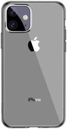 Чехол Baseus Simplicity Series для iPhone 11 Transparent Black