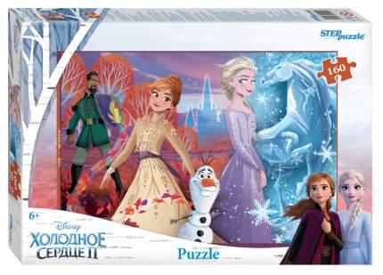 Пазл Step Puzzle 160 деталей Холодное сердце - 2