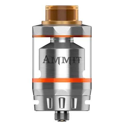 Geek Vape: Атомайзер (RTA) Ammit Dual Coil