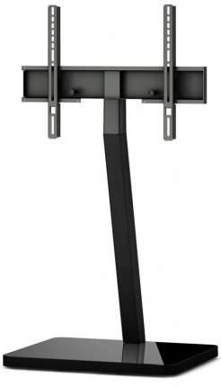 Тумба под телевизор приставная SONOROUS PL 2700 BLK HBLK 65х50х122 см, черный