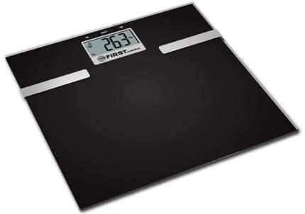 Весы напольные First FA-8006-3 Black