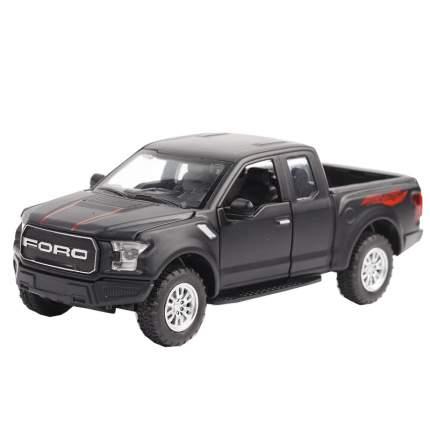 Машина инерционная Cars Пикап F RAPT черный, 17.5 см