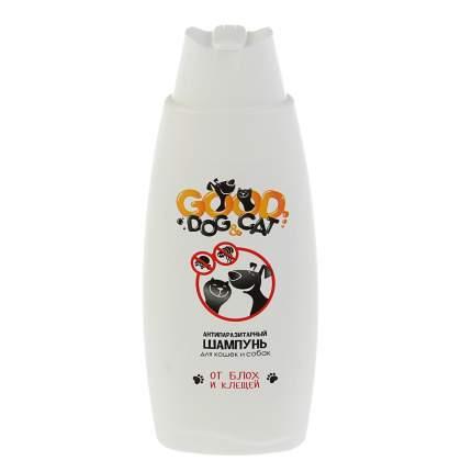 Шампунь для кошек и собак Good Dog & Cat Антипаразитарный универсальный, 250 мл
