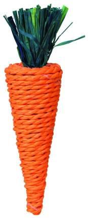 Игрушка для грызунов Trixie Морковь 20 см