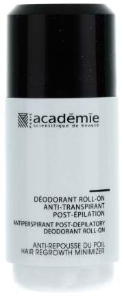 Дезодорант антиперспирант Academie Deodorant Roll-On Anti-Transpirant Post-Epilation 50 мл