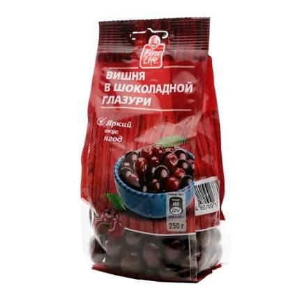 Драже Fine Life вишня в шоколадной глазури 250 г