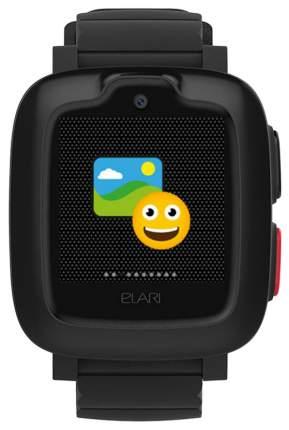 Детские смарт-часы ELARI KidPhone 3G Black/Black (KP-3G)