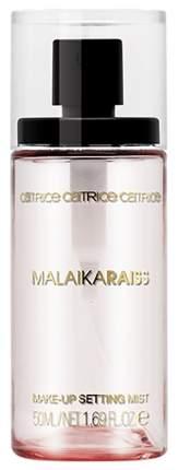 Фиксатор макияжа Catrice Make-Up Setting Mist C01 Transparent 50 мл