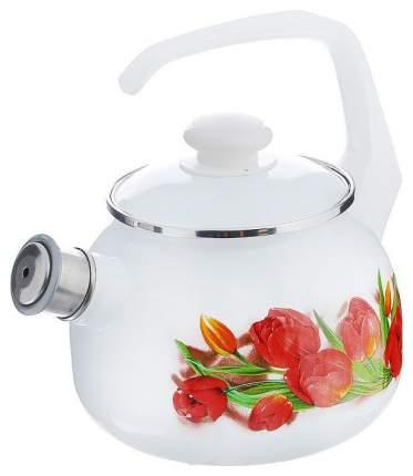 Чайник для плиты Лысьвенские эмали С-2711АП/7 2.5 л