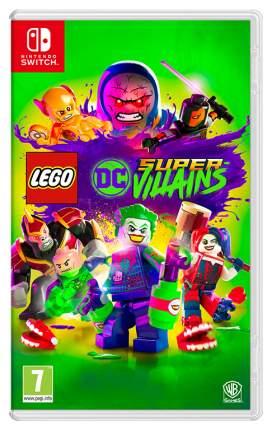 Игра Lego DC Super-Villains для Nintendo Switch