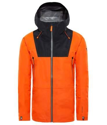 Спортивная куртка мужская The North Face Ceptor, orange/black, L