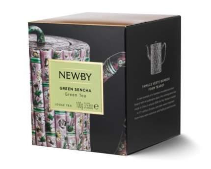 Чай зеленый Newby сенча 100 г