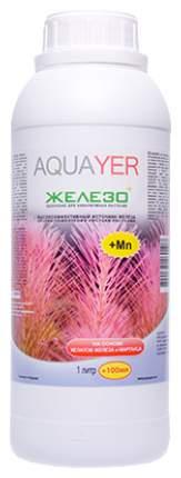 Средство для аквариумных растений Aquayer Удо Ермолаева ЖЕЛЕЗО+ 1 л