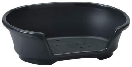 Лежак для животных SAVIC Cosy Air пластиковый для собак 55 см Черный A3252-0011