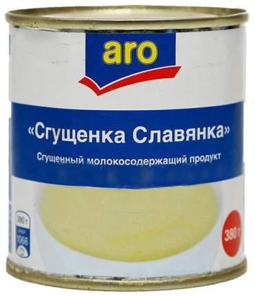 Сгущенка Aro славянка 380 г