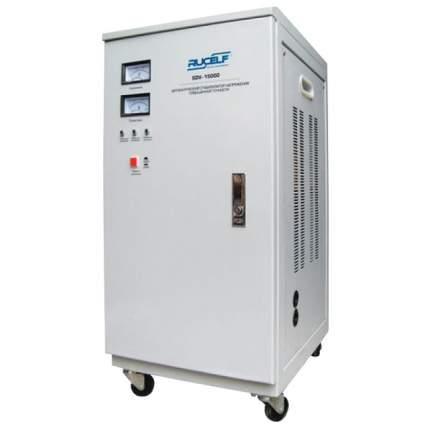 Однофазный стабилизатор RUCELF SDV-15000