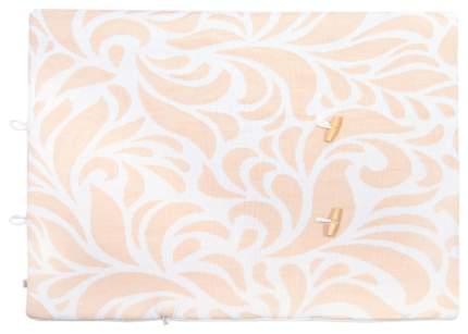 Конверт одеяло с шапочкой Миндаль бежевый Сонный Гномик