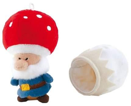 Мягкая игрушка Trudi Грибочек- гномик Мухомор