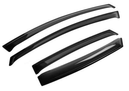 Дефлекторы на окна REIN для Opel окна Требует подготовки поверхности reinwv466