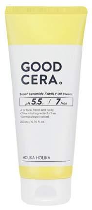 Крем для тела Holika Holika Good Cera Super Ceramide Family Oil Cream 200 мл