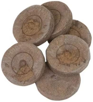 Торфо-перегнойные таблетки Джиффи - 7 33 мм, 30 шт