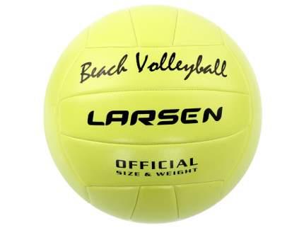 Волейбольный мяч Larsen Beach Volleyball №5 green