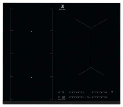 Встраиваемая варочная панель индукционная Electrolux IPE6455KF Black