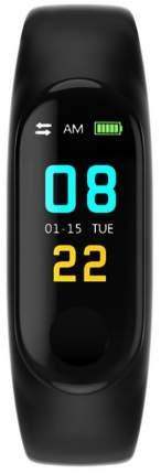 Смарт браслет Smarterra FitMaster Color Black/Black (SMFT-C01B)