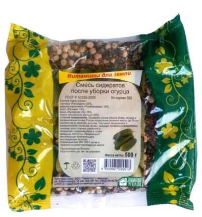 Семена Смесь сидератов После огурца, 500 г Зеленый уголок