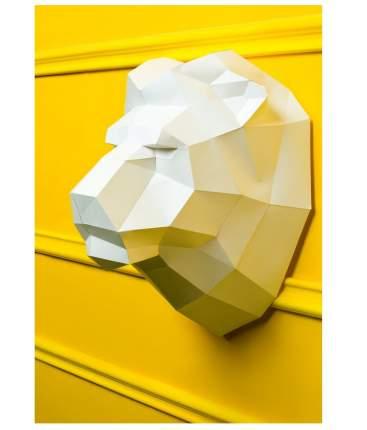 Набор для сборки полигональных фигур: Лев