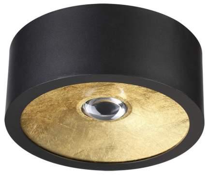 Накладной светильник Odeon Light Glasgow 3878/1CL Черный