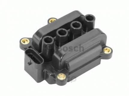 Катушка зажигания Renault Clio, Kangoo, Modus Bosch 0986221046