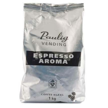 Кофе Paulig вендинг эспрессо арома зерно 1000 г