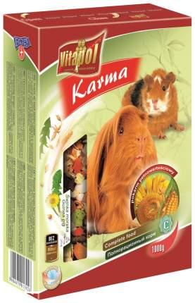 Корм для морских свинок Vitapol Karma 1 кг 1 шт