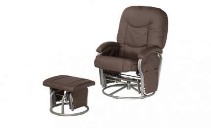 Кресло для кормления Hauck Metal Glider - Brown