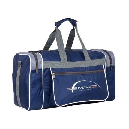 Спортивная сумка Polar 6009/6 синяя