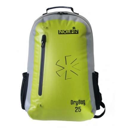 Туристический рюкзак Norfin DRY Bag 25 NF желто-серый