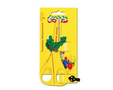 Каляка-Маляка Каляка-Маляка Ножницы детские безопасные, 13,5 см,, арт, НБКМ135