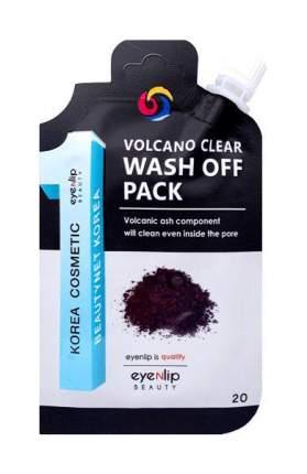 Маска для лица Eyenlip Volcano Clear Wash Off Pack 20 г