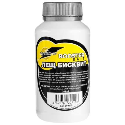 Добавка Green Fishing аминокислоты Booster Bait Лещ Бисквит 200 мл