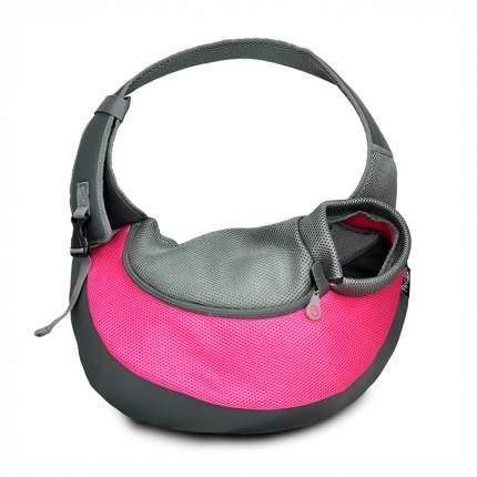 Переноска-слинг Pretty Pet розовая для животных до 3 кг